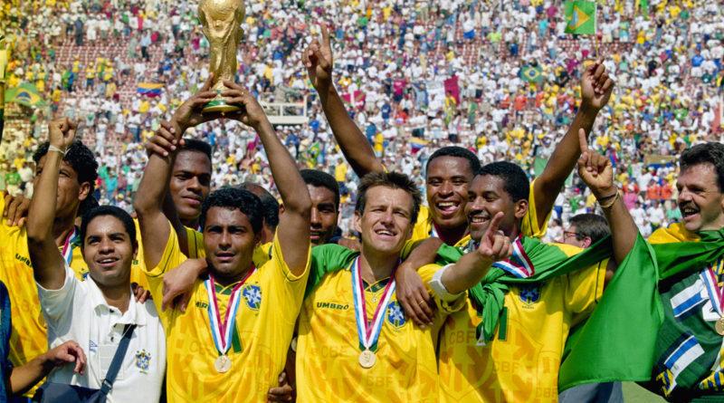 Brasile campione del mondo 1994
