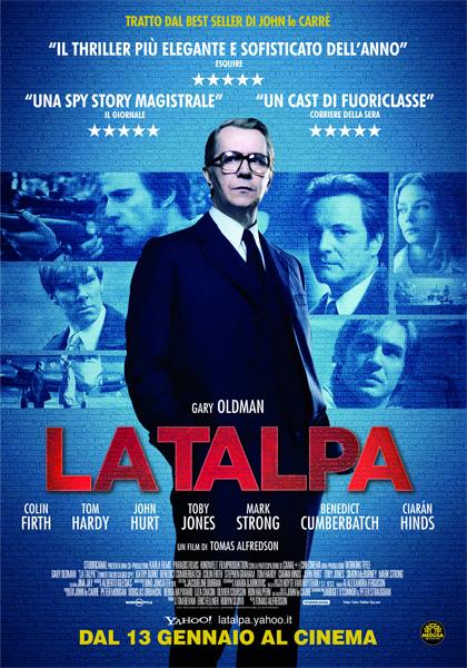 La Talpa, film 2012, locandina