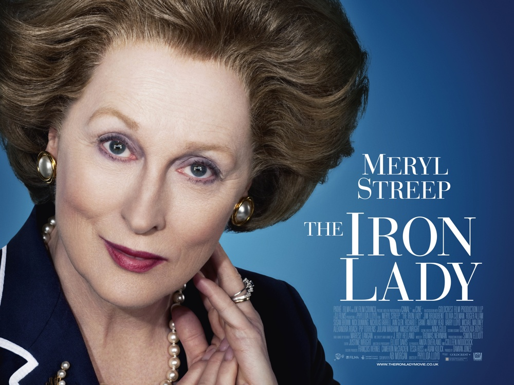 The Iron Lady - Film con Meryl Streep