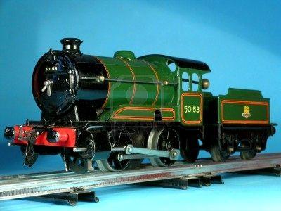 Giocattoli: il trenino, la locomotiva