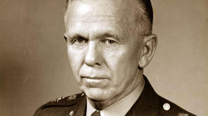 Il generale Marshall