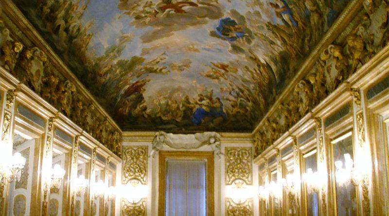 Palazzo Medici Riccardi, Galleria di Luca Giordano