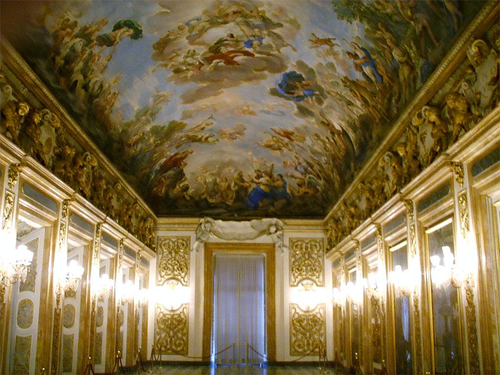 Palazzo Medici Riccardi, Galleria di Luca Giordano (Sindrome di Stendhal)