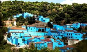 Juzcar, Spagna - Dove abitano i Puffi
