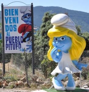 Juzcar Smurfs, Puffetta a Puffilandia