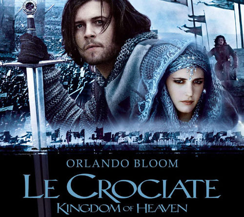 Le Crociate - Kingdom of Heaven (2005) - Locandina del film