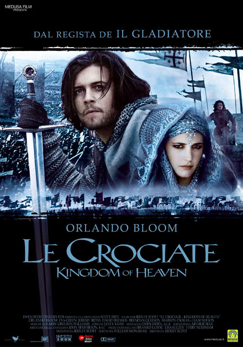 Le Crociate - Kingdom of Heaven (2005) - Locandina del film