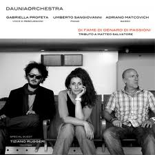 umberto sangiovanni - disco - dauniaorchestra