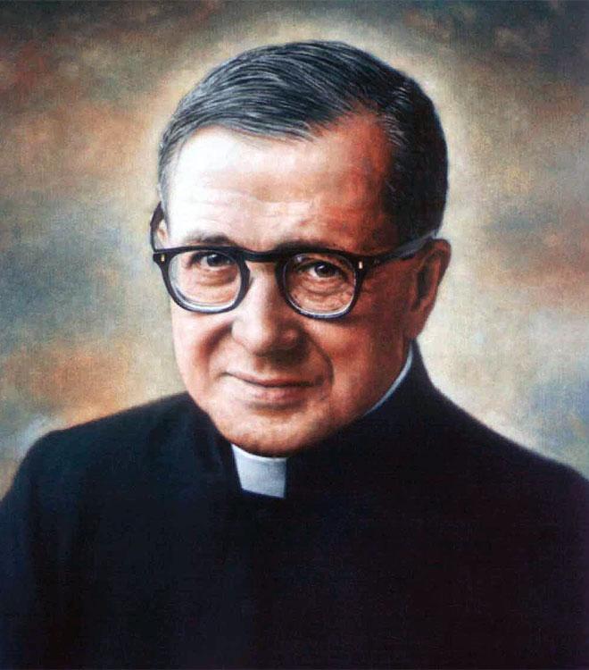 Josemaria Escrivà, fondatore dell'Opus Dei