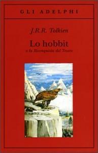 Lo Hobbit, copertina del libro