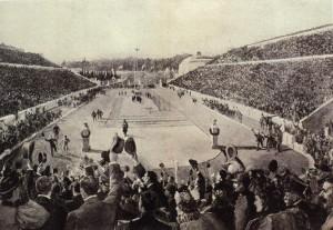 Stadio Panathinaiko Atene 1896