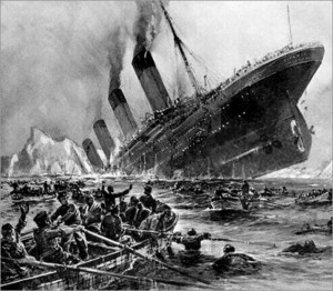 L'affondamento del Titanic