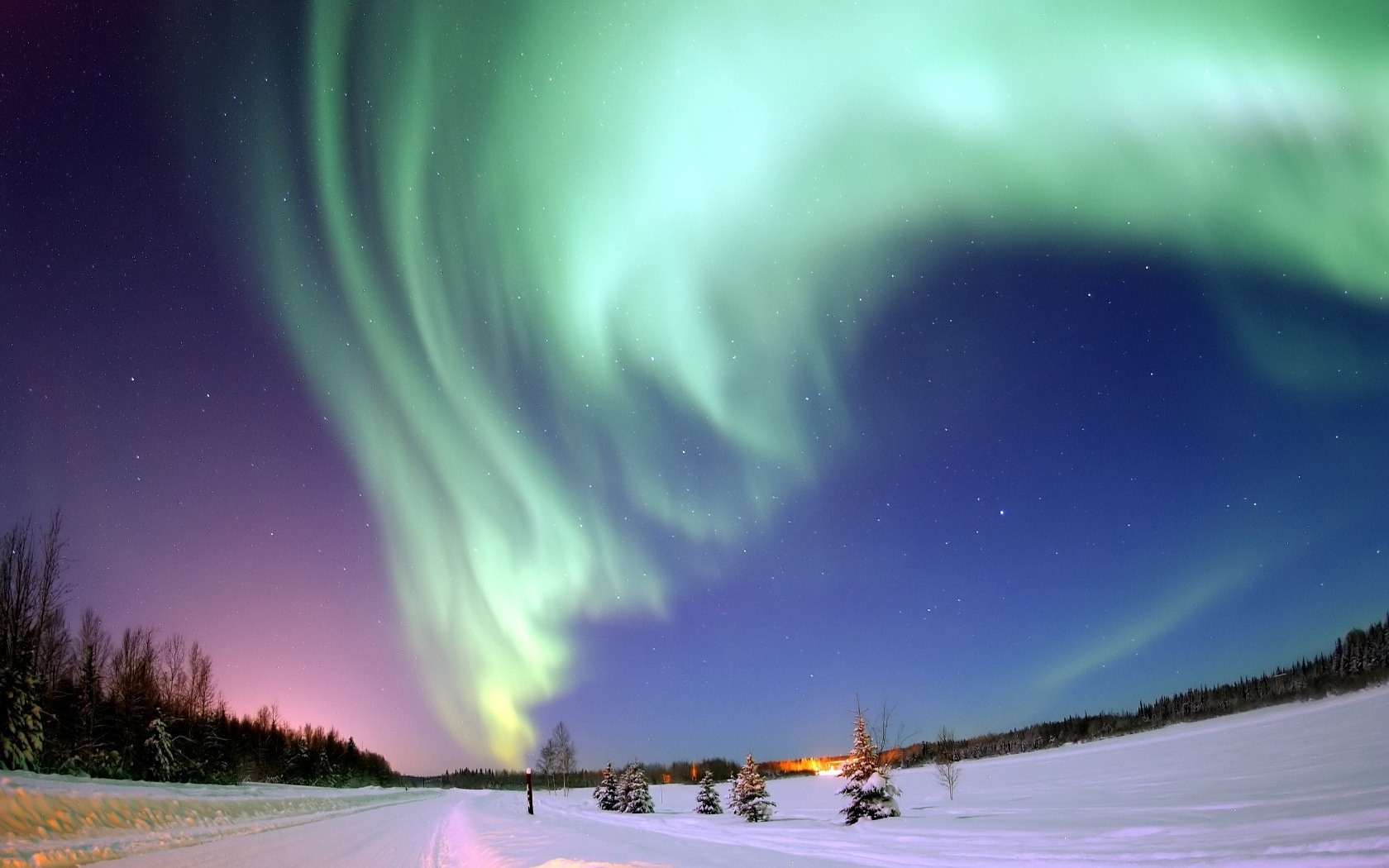 Aurora polare - Aurora boreale