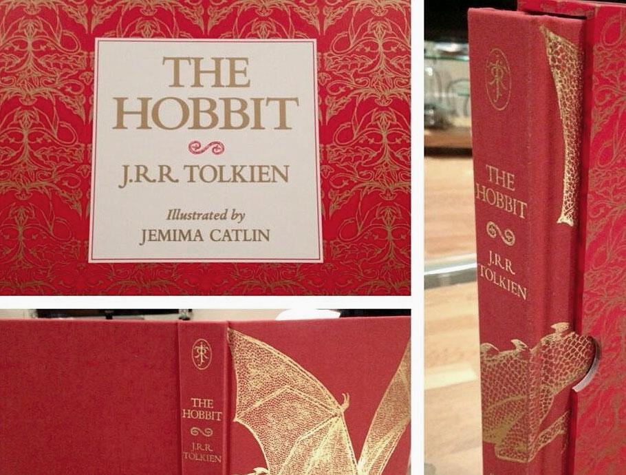 Lo Hobbit, romanzo