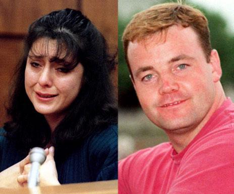 Lorena Bobbit e John Wayne Bobbit