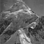 Il K2 in una foto del 1909