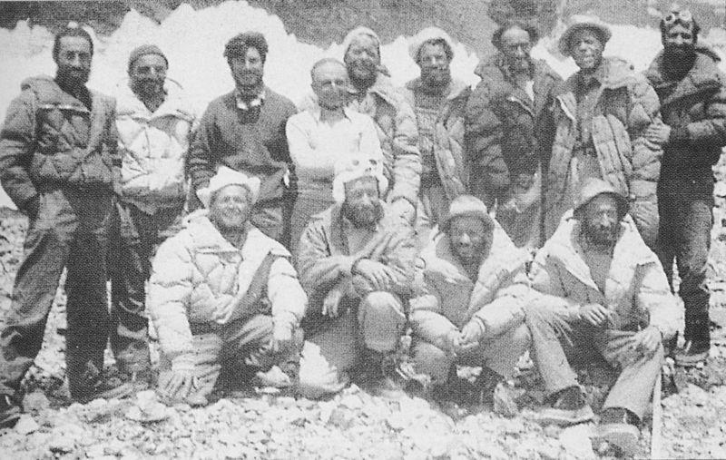 K2, La spedizione italiana del 1954