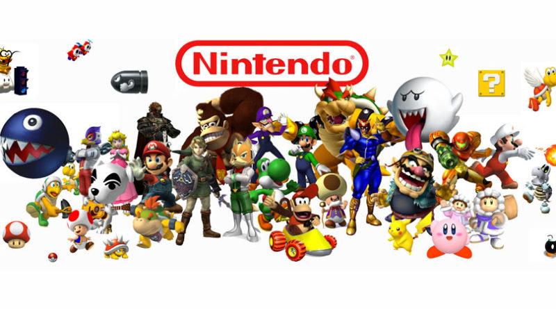 Nintendo - Personaggi