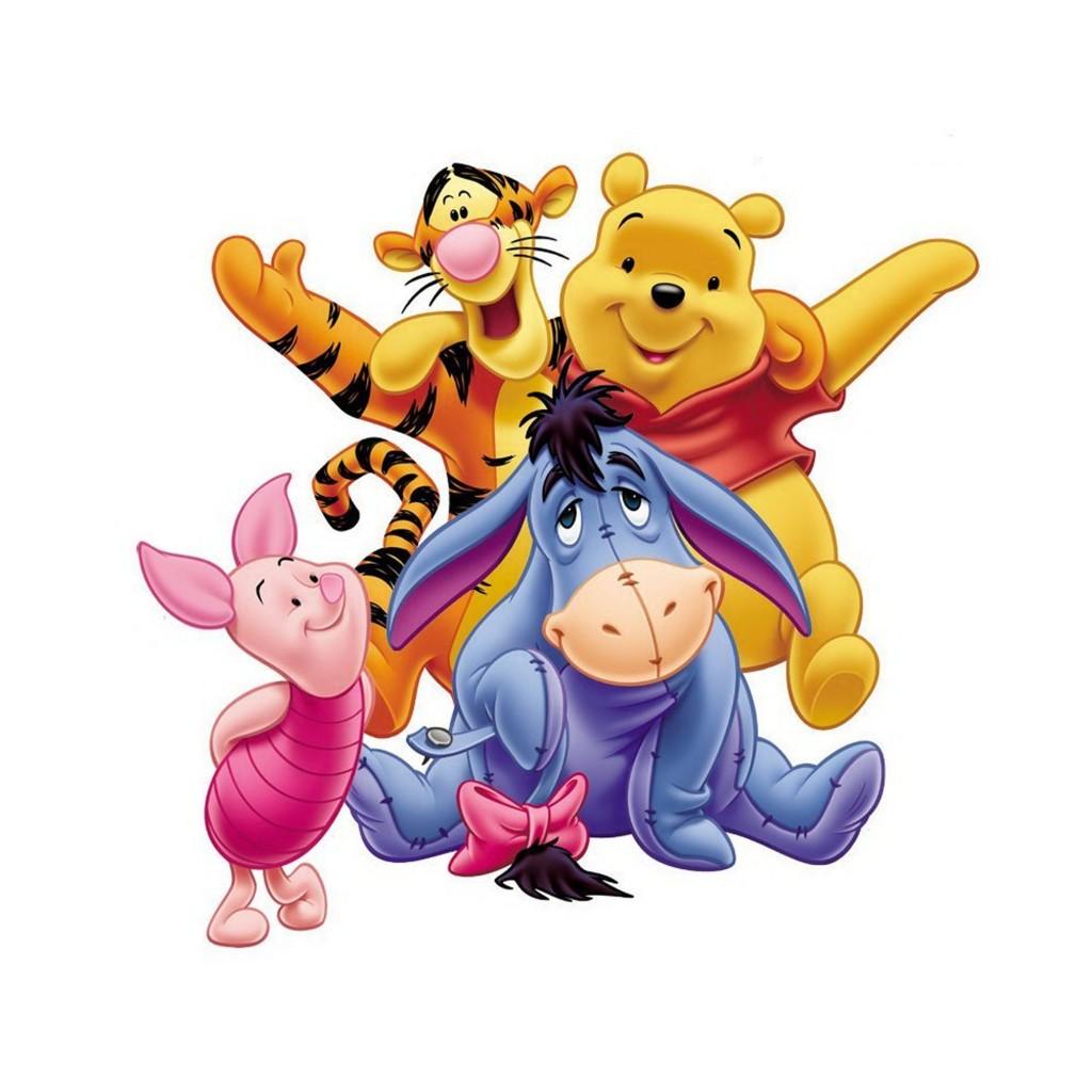 Winnie Pooh e i suoi amici