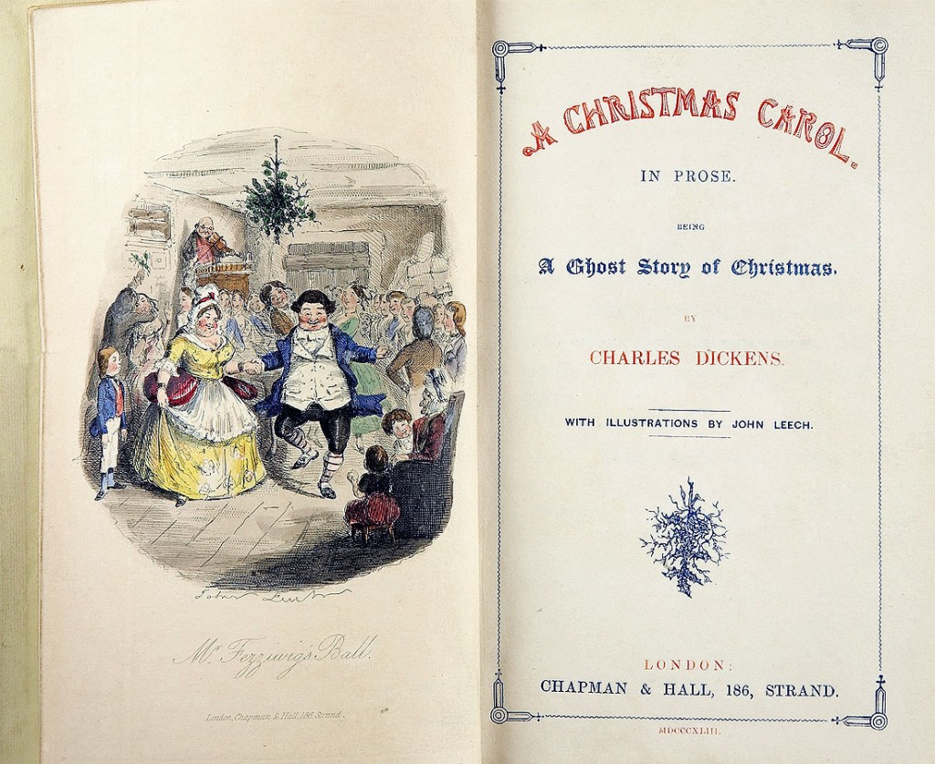 (Canto di Natale), A Christmas Carol di Charles Dickens