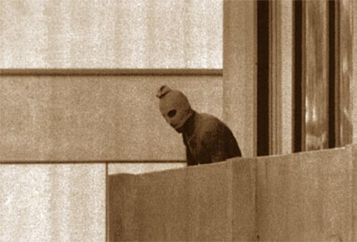 Il massacro di Monaco alle Olimpiadi del 1972 - atto terroristico ad opera di palestinesi