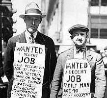 Recessione americana (1929)