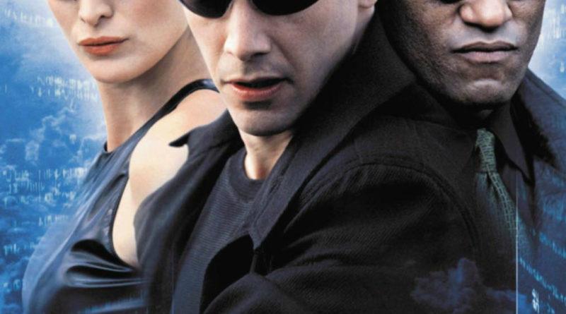 Matrix, locandina del film