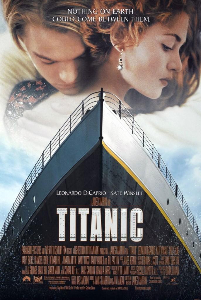 Titanic - Locandina del film