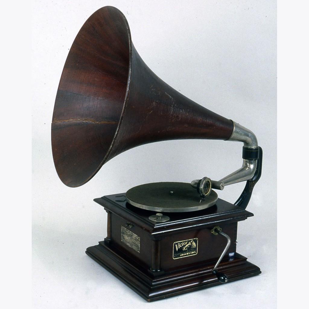 Un grammofono