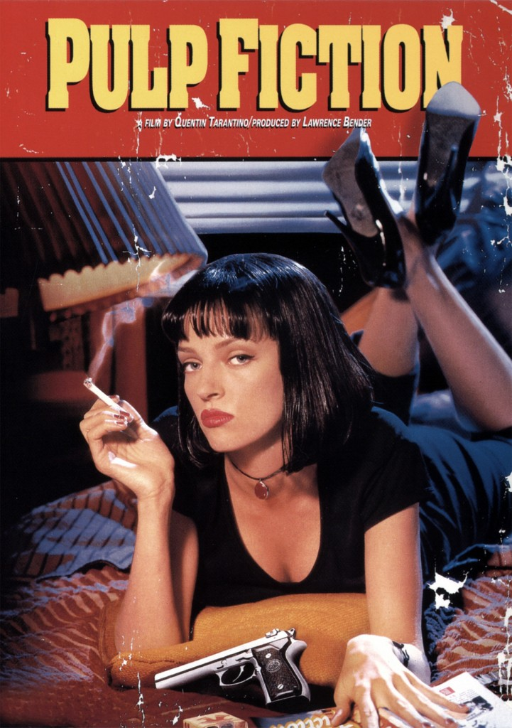 Pulp Fiction, locandina del film