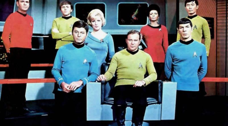 Star Trek - L'equipaggio dell'Enterprise