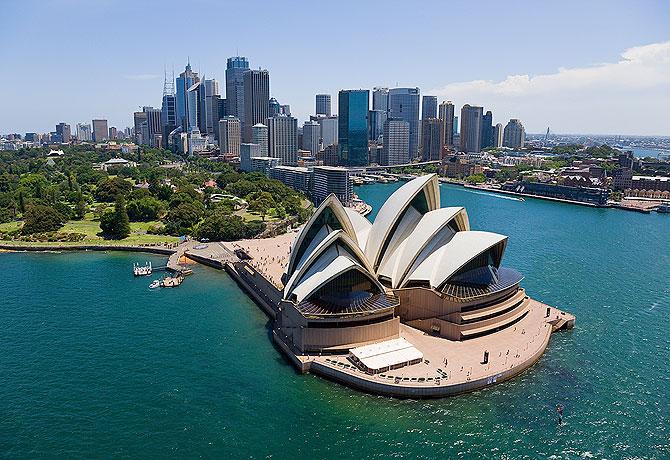 Teatro dell'opera di Sydney
