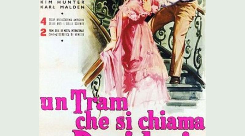 Un tram che si chiama Desiderio, locandina del film