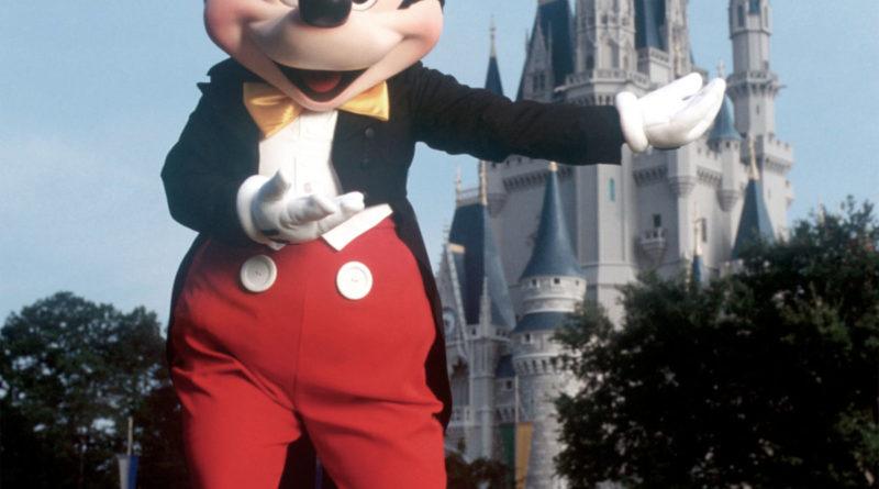 Topolino a Disneyland