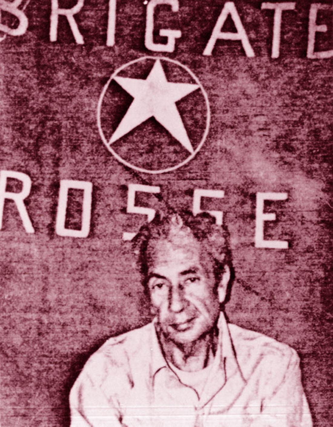 Aldo Moro sequestrato dalle BR (Brigate Rosse)