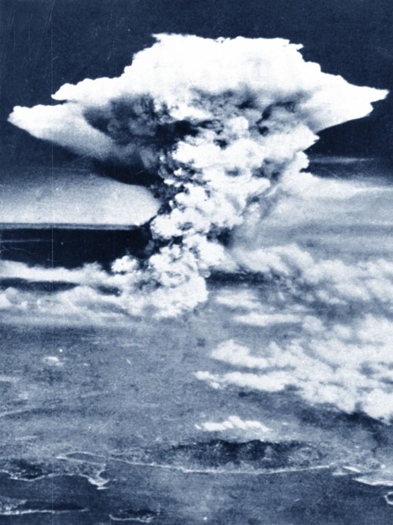 Hiroshima, 6 agosto 1945: lo scoppio della bomba atomica