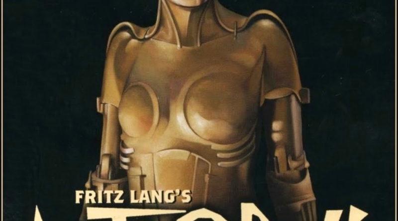 Metropolis Fritz Lang Poster