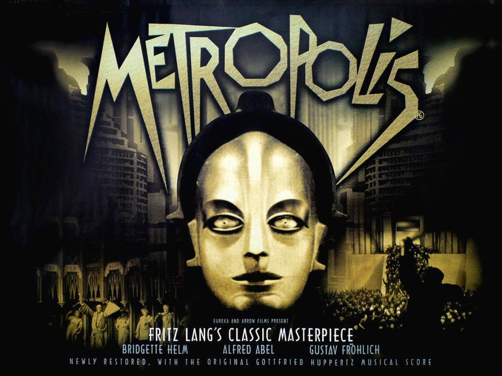 Metropolis Fritz Lang Wallpaper