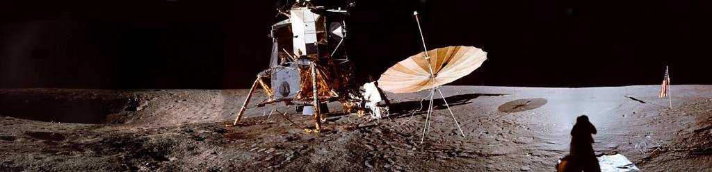 Apollo 12: l'allunaggio