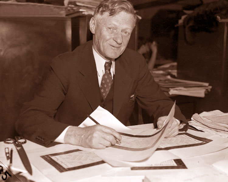 Arthur Wynne, inventore del cruciverba