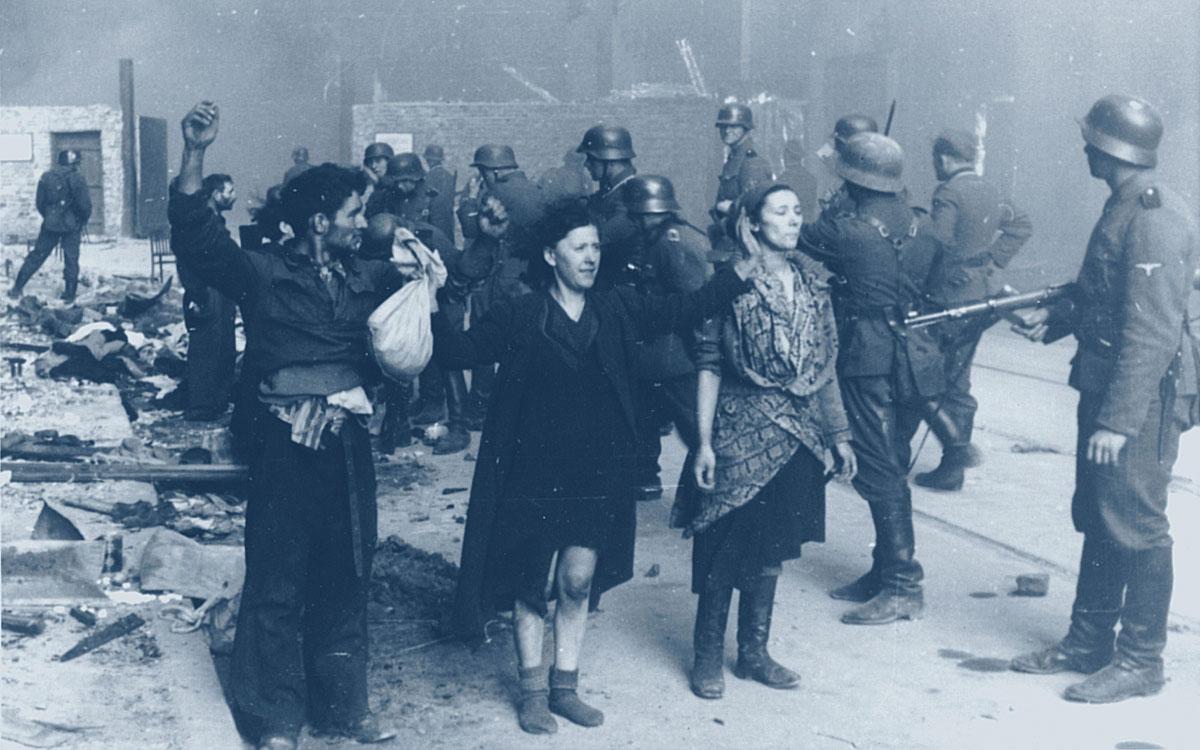 Ghetto di Varsavia: la rivolta del 19 aprile 1943