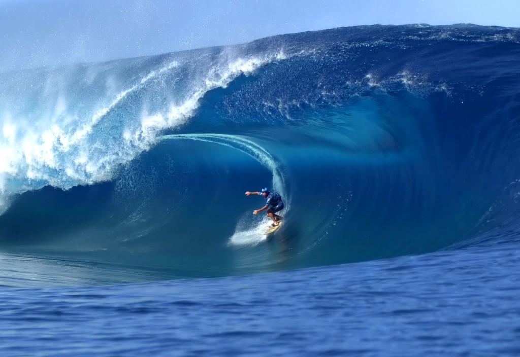 Surf alle Hawaii
