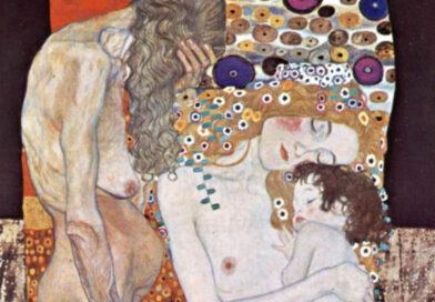 Le 3 età della donna - Klimt