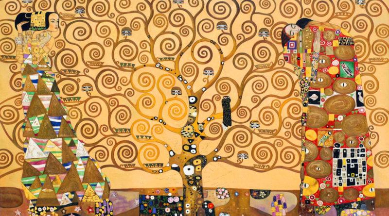 L'albero della vita (Gustav Klimt, 1905-1909)