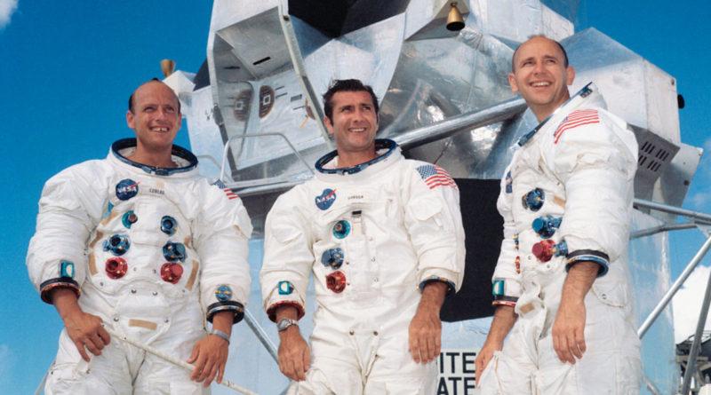 L'equipaggio della missione Apollo 12