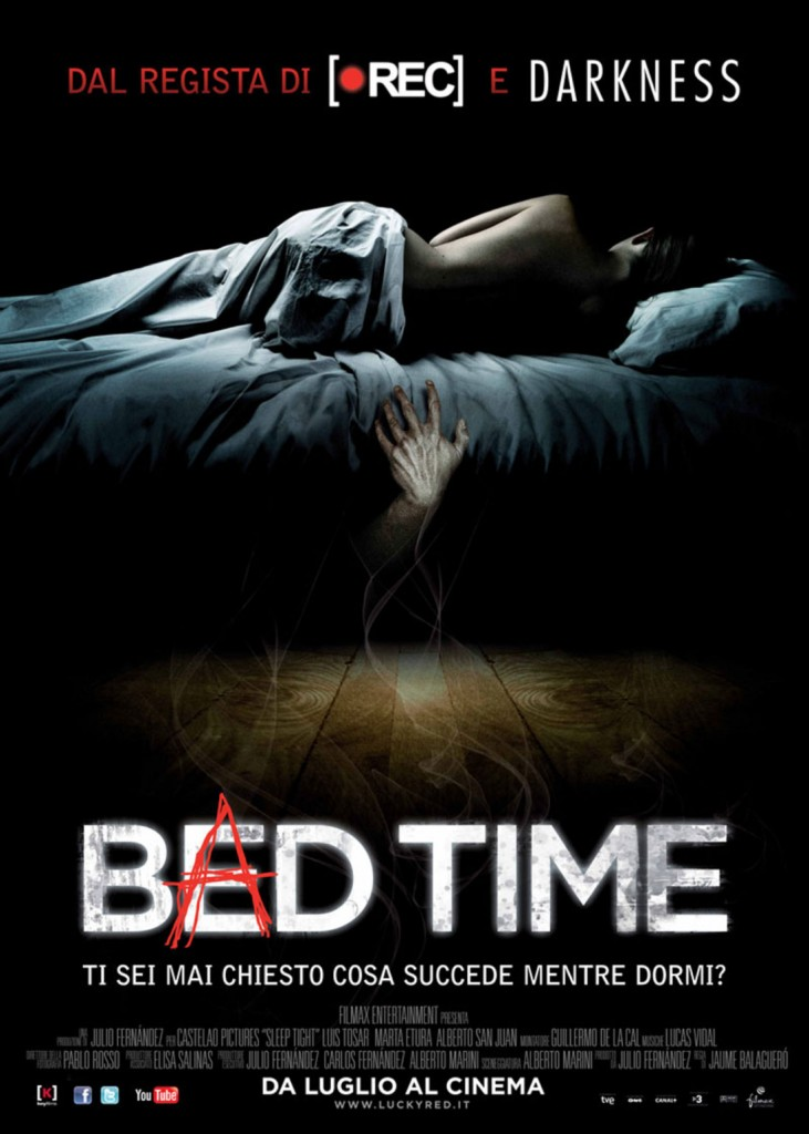 Bed Time - Locandina del film