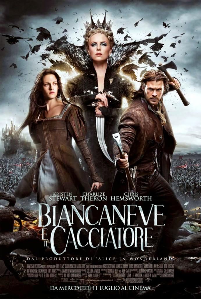 Biancaneve e il Cacciatore (Locandina)