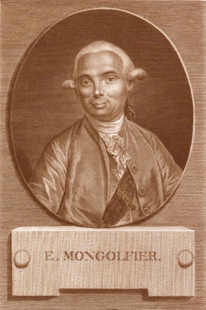 Jacques Étienne Montgolfier