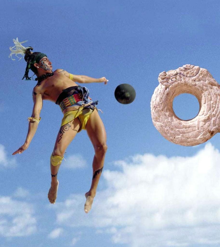 I maya e il gioco della palla