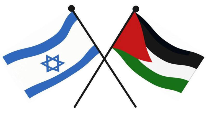 Israele e Palestina, le bandiere